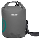 FEELFREE Dry Tube 15 [T15] - Slate Grey - Waterproof Bag